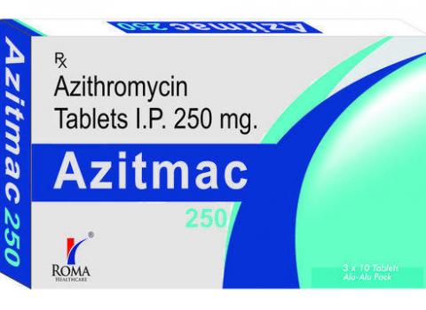 Azitmac 250