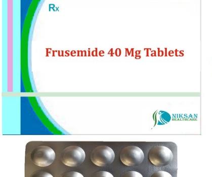 Frusemide 40