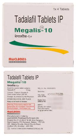 Megalis-10