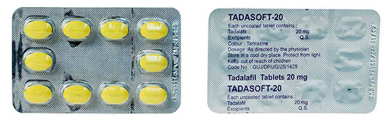 Tadasoft-20-pillola